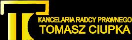 dr Tomasz Ciupka - Radca Prawny